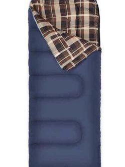 TETON Sports Celsius Jr for Boys +20 degree Sleeping Bag - Blue for Sale in Fullerton,  CA