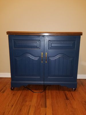 Sewing Cabinet with lift for Sale in Portland, OR