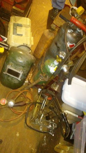 Welding equiptment full scale for Sale in Orlando, FL