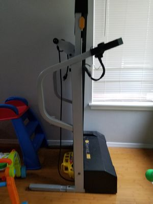 Foldable treadmill for Sale in Puyallup, WA