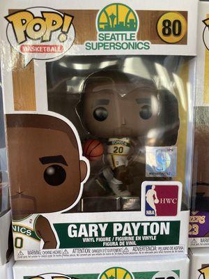 Seattle SuperSonics Gary Payton #80 Funko POP for Sale in Bellflower, CA