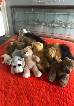 Ten Gorgeous Stuffed Animals for Sale in Siler City, NC