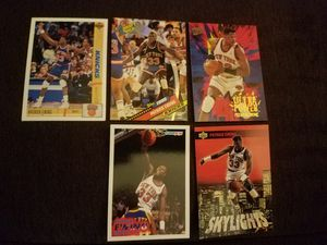 PATRICK EWING CARDS for Sale in Waterbury, CT
