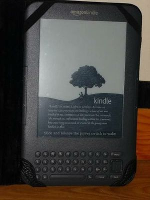 Amazon Kindle 3 D00901 Wifi Only for Sale in San Diego, CA