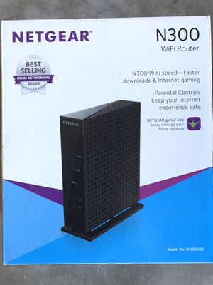 Netgear WiFi Router for Sale in Tampa, FL