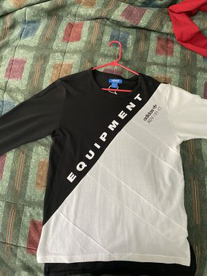 "Adidas ""Equipment"" Long Sleeve Shirt for Sale in Washington, DC"