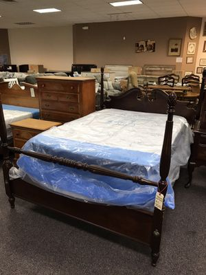 Full/Queen bed frame for Sale in Jacksonville, NC