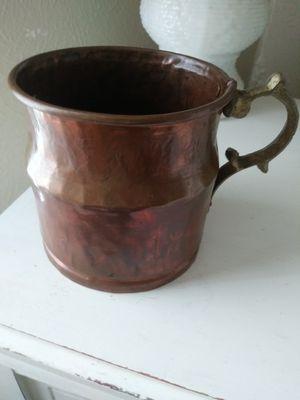 Copper Mug/Pot for Sale in Houston, TX