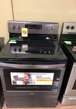 !!!Whirlpool Electric Stove!!! 17VW for Sale in Dallas, TX