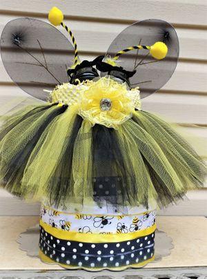Little Bee Diaper Cake for Sale in Fort Washington, MD