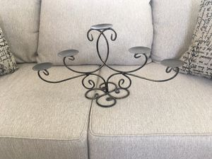 Tall candelabra/ candle holder $7 for Sale in Clovis, CA