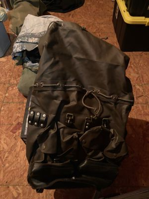 Heavy duty weather proof Germany made backpack for Sale in Wake Forest, NC