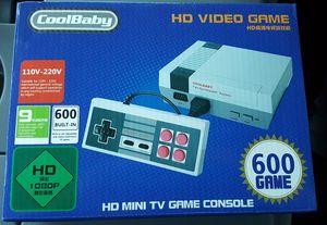 Coolbaby mini game console 600 game loaded retro for Sale in Huntsville, AL