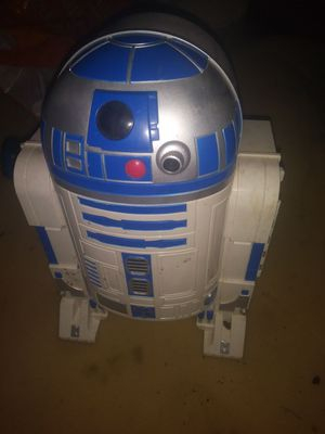 R2d2 old carrying case toy for Sale in Austin, TX