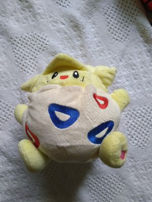 Pokemon Center Togepi Plush Doll Stuffed Animal Soft Figure Toy Xmas Gift 8 inch for Sale in Brunswick, OH