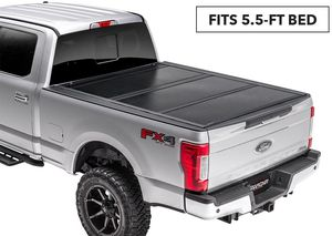 Undercover Flex Hard Folding Truck Bed Cover FX21019 Ford F-150 years 2015-2020 5.5ft Beds for Sale in Pooler, GA