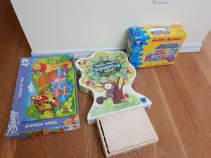Game and puzzles for Sale in Redmond, WA