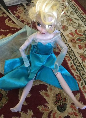 Disney's Elsa for Sale in Malden, MA