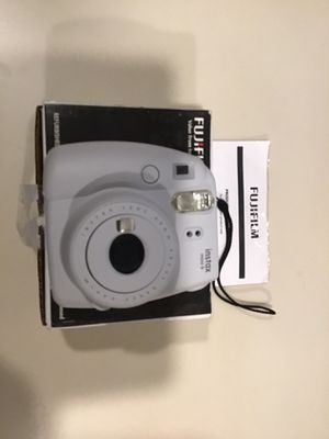 Fujifflm instability mini 9 camera refurbished camera A compact instant film camera, the instax mini 9 from Fujifilm has been updated for selfie sho for Sale in Bristol, PA