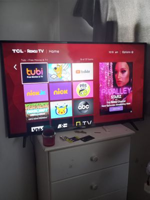 43 in roku for Sale in North Ridgeville, OH