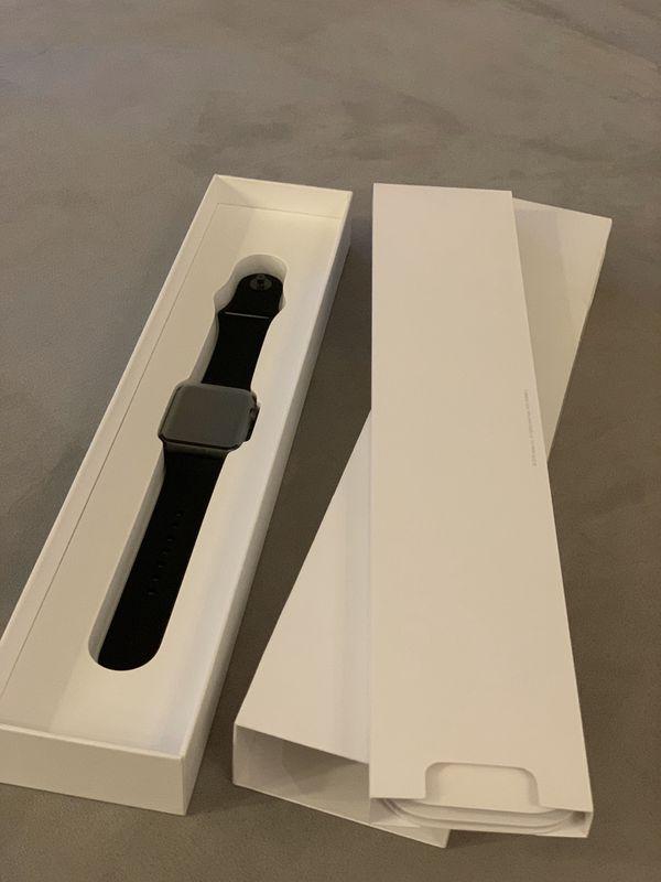 Apple Watch 38mm Space Grey - Series 1