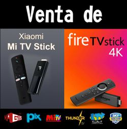 Venta De Firestick, Xiaomi Stick for Sale in San Antonio,  TX