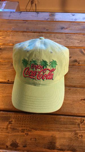Coca Cola Vintage Collectors Hat Enjoy for Sale in Evergreen, CO