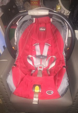 Chicco Infant Car Seat No Base $15 for Sale in Lancaster, TX