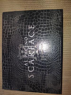 AL PACINO SCAR FACE ANNIVERSARY SET. for Sale in Binghamton, NY