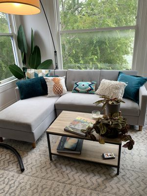 Mid-century Modern Sectional Couch for Sale in San Francisco, CA