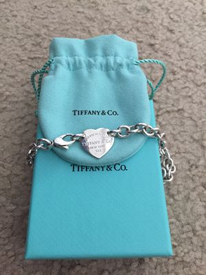 Tiffany & Co. necklace for Sale in Riverview, FL