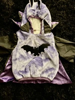 12-24 month bat costume for Sale in San Francisco, CA