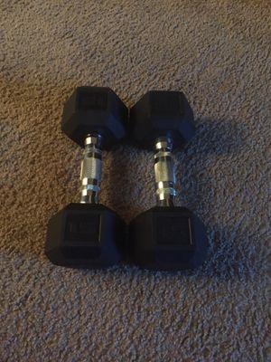 15pound weights for Sale in Phoenix, AZ
