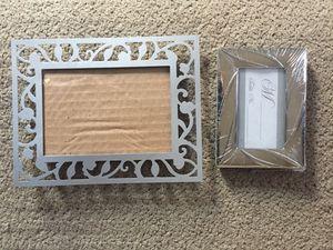 Silver photo frames for Sale in Ellensburg, WA
