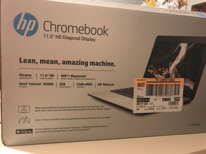 "HP Chromebook 11.6"" HD Diagonal Display for Sale in Seattle, WA"