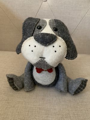 Adorable Dog Plushie Hallmark Brand for Sale in West Covina, CA