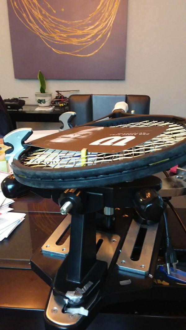 Tennis racket Wilson Pro Staff RF 97 Autographs