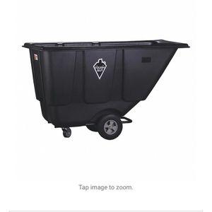 Big Black Barrel On Wheels for Sale in Fort Lauderdale, FL