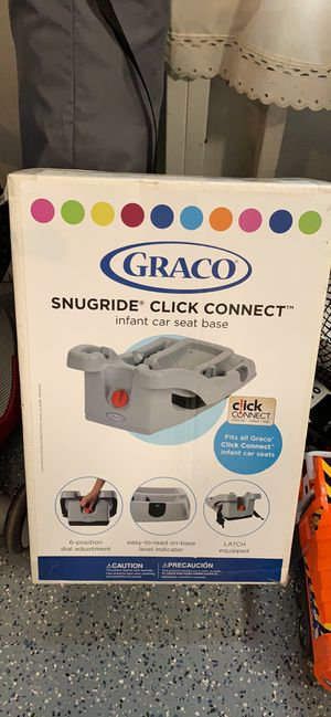 Graco Click Connect Car Seat Base for Sale in Alexandria, VA