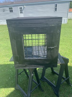 Heavy duty Dog kennel for Sale in Elk Run Heights, IA
