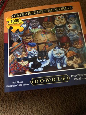 1,000 puzzle for Sale in San Diego, CA