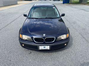 2002 BMW 325i SEDAN 108,000 miles for Sale in Calverton, MD