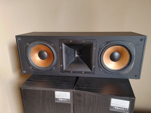 Klipsch Reference RC-3 Center Channel for Sale in Chandler, AZ