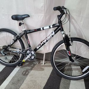 "NEW Schwinn mountain bike W/front suspension. 24"" wheels, 14"" frame. DELIVERY AVAILABLE. for Sale in Hopedale, MA"