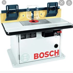 Bosch Router Table ( New) for Sale in Los Angeles, CA