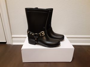 Dirty Laundry rain boots women's size 7 for Sale in Rialto, CA