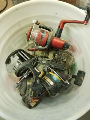 Fishing reels for Sale in Philadelphia, PA