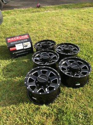 Raceline Rims for Sale in Auburn, WA