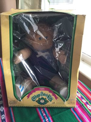Cabbage patch kids doll for Sale in New Milford, CT