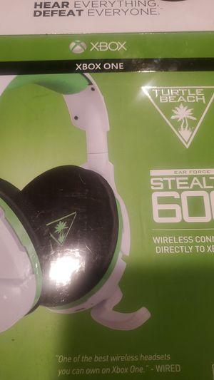 XBOX One Turtle Beach Wireless Headset for Sale in Dearborn, MI